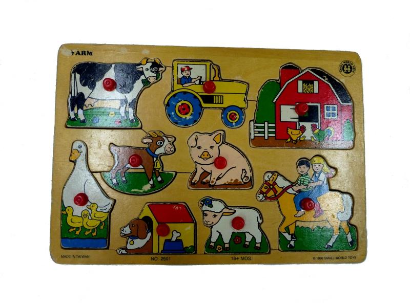 J8213: Farm puzzle