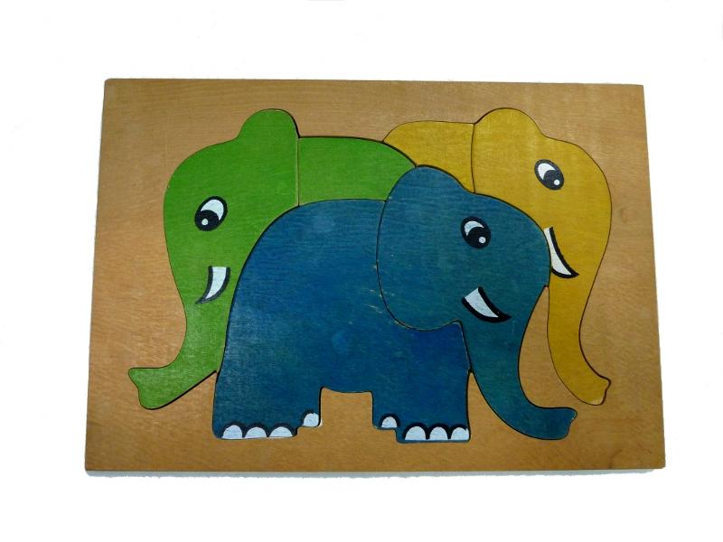 J836: Elephants Puzzle