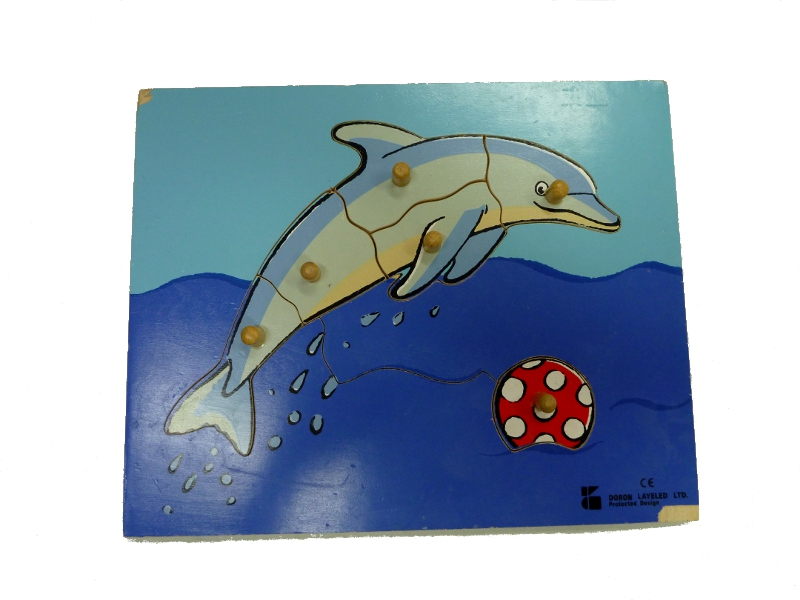 J8322: Dolphin Puzzle