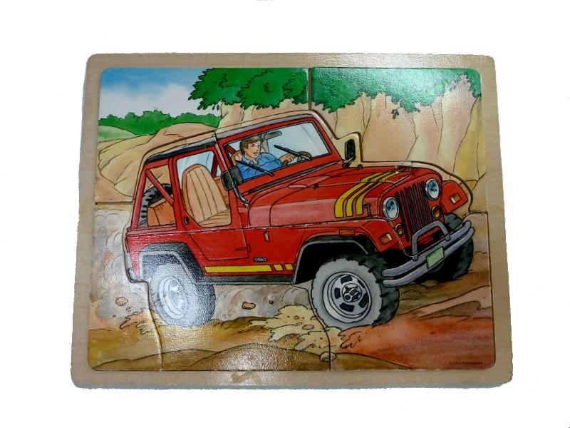 J8423: 4WD Puzzle
