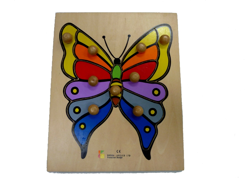 J8426: Butterfly Puzzle