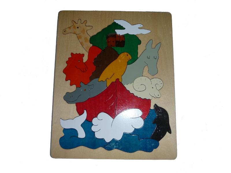 J866: Crazy Ark Puzzle
