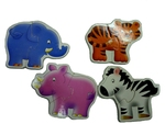 4 Simple Animal Puzzles