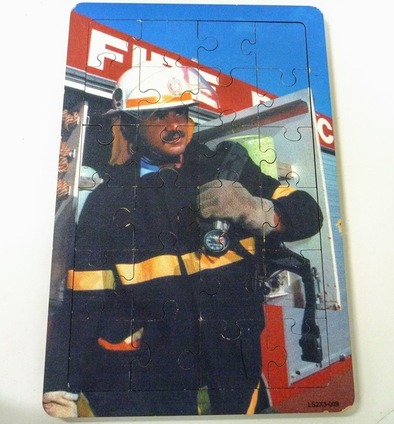 J897: Fire Fighter Puzzle
