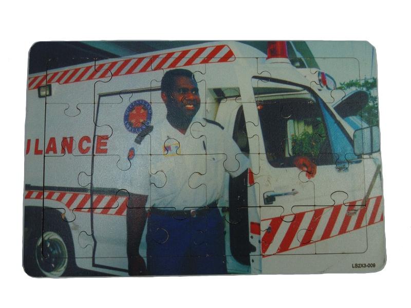 J898: Ambulance Puzzle