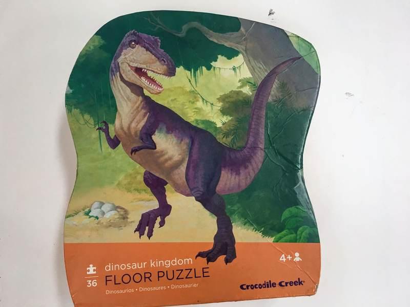 J8920: Dinosaur Floor Puzzle