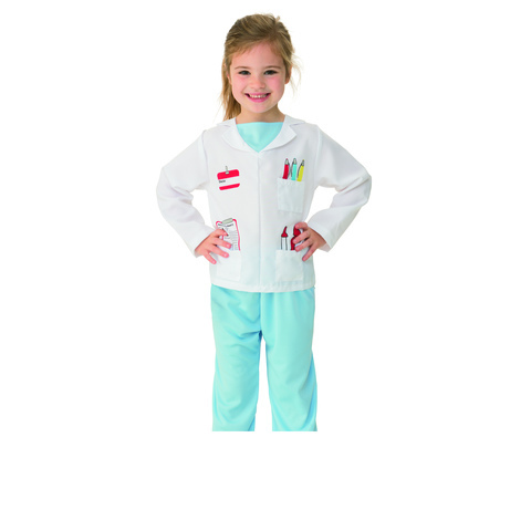 E4125: Doctor Dress Up