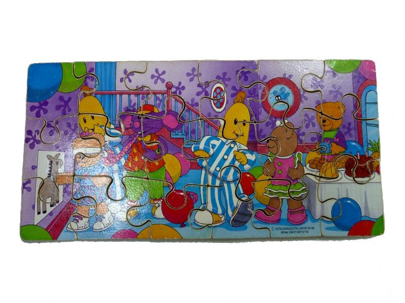 J8827: Bananas in Pajamas Puzzle