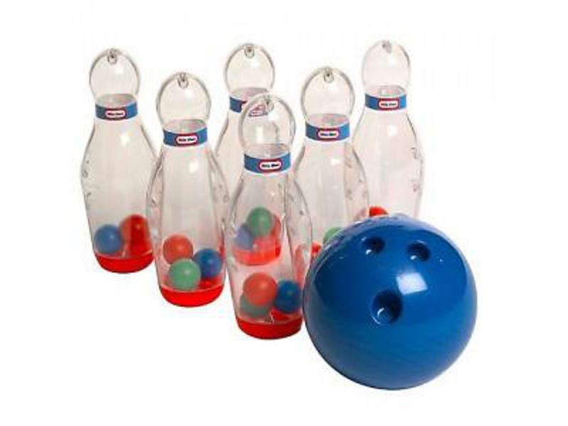 A069: Littlew Tikes Bowling Set