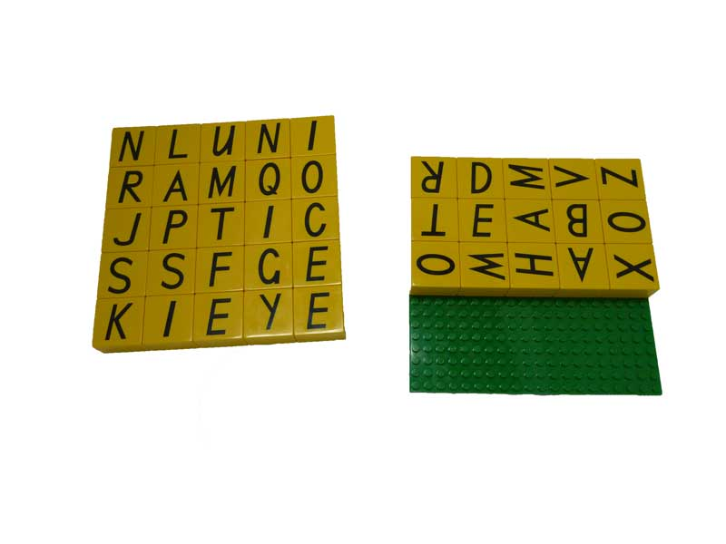 J9411: Capital Letters and Board