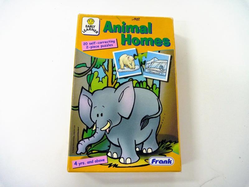 G7112: Animal Homes