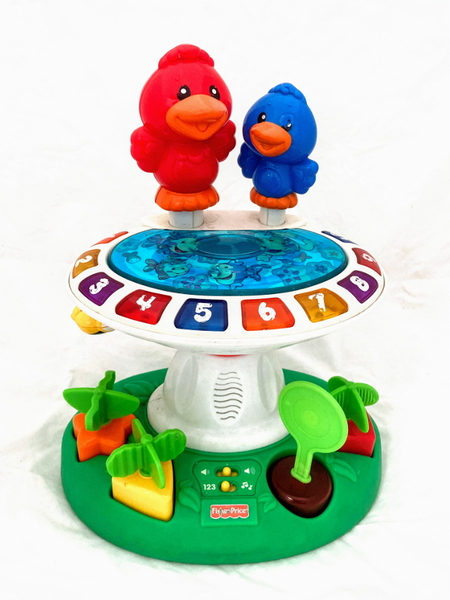 C2025: fisher price shapes and sounds