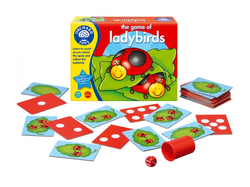 G7032: ladybirds the game