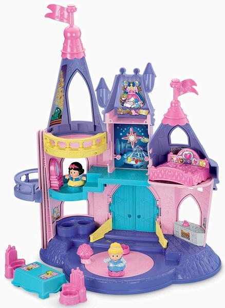 E4741: Fisher Price Princess Castle