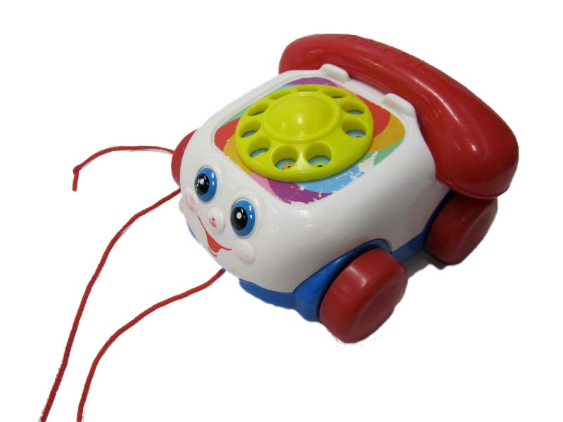 A0222: Fisher Price Chatter Telephone