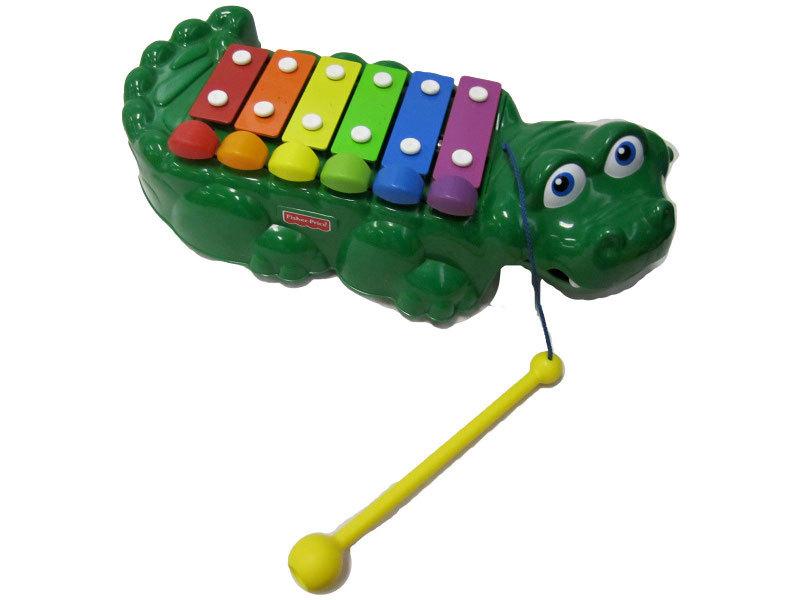 F6032: Crocodile Xylophone
