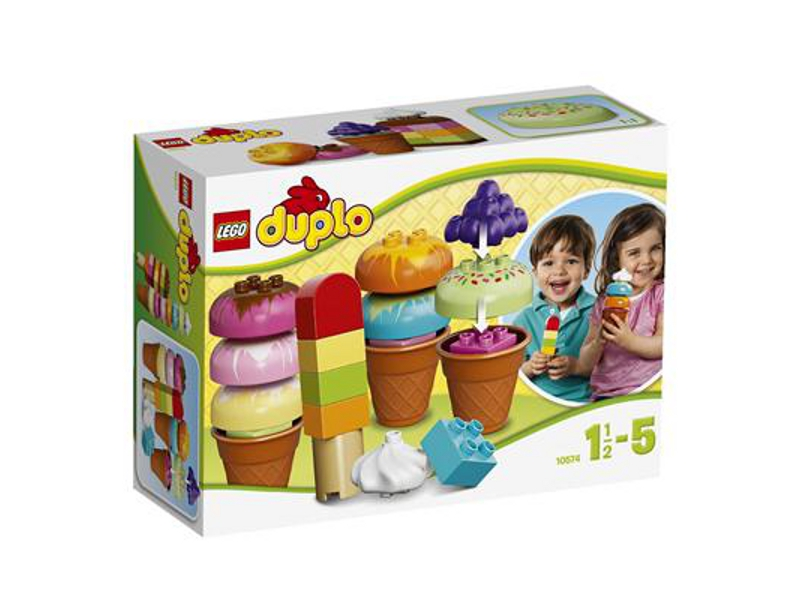 C2715: Duplo Ice Cream Set