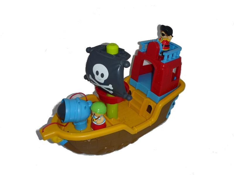 E5378: Megablocks pirate ship