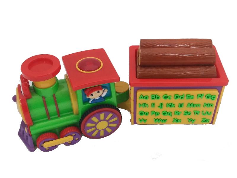 E5118: Alphabet train