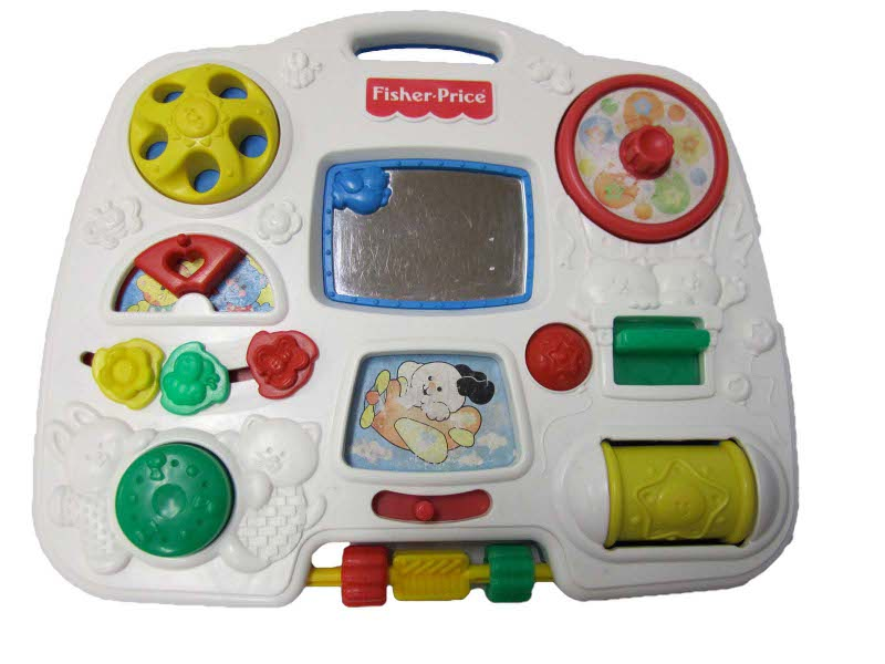 B1418: Fisher Price Activity Centre