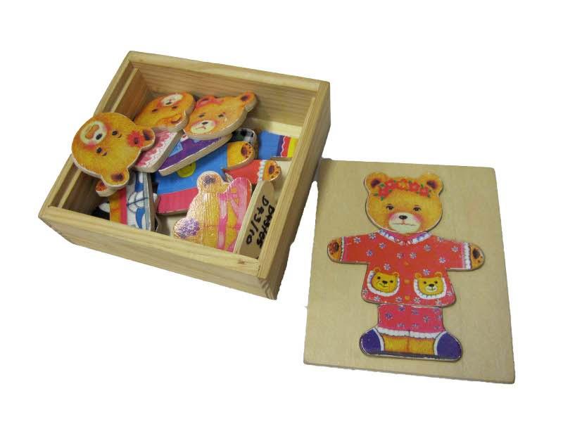 D3619: Bear box
