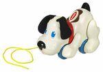 43: Playskool Little Barking Dog Pull-Toy