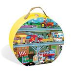 57: Suitcase Puzzle - Vehicles