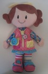 919: Dressy Kids Doll Girl