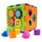 945: Shape Sorting Gear Cube