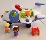 887: Airplane + People