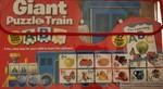 657: Giant Alphabet Train Floor Puzzle