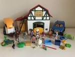 E3-314: Playmobil Pony Farm