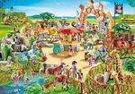 E3-316: Playmobil Zoo