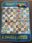 F4-084: Outdoor Snakes and Ladders
