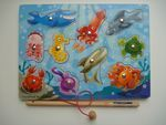 F4-085: Magnetic Fishing Game
