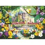 D1-300: Castle Fantasy Fairies Puzzle