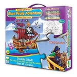 D1-331: Giant Pirate Adventure Puzzle