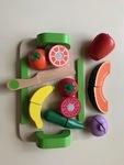 E3-325: Wooden Cut Apart Food