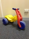 A1-023: Plastic Trundle Trike