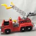 E3-303: Little People Fire Engine