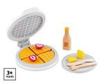 E3-351: Wooden Waffle Maker
