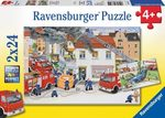 D1-353: Busy Fire Brigade Puzzle