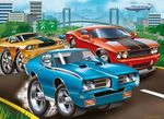 D1-354: Muscle Cars Puzzle