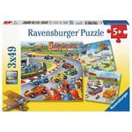 D1-355: Motoring Along Puzzle