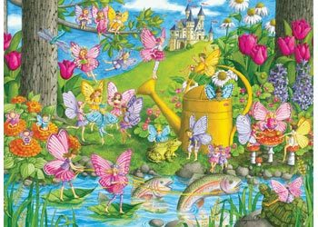 D1-359: Fairy Playland Puzzle