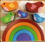 D1-362: Chunky Rainbow Puzzle