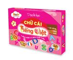 L042: Dạy bé chữ cái Tiếng Việt