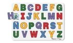 L065: Spanish Alphabet Puzzle