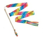 E796: Rainbow Ribbon Sticks