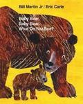 CBANI100001: Baby Bear, Baby Bear What Do Yo See
